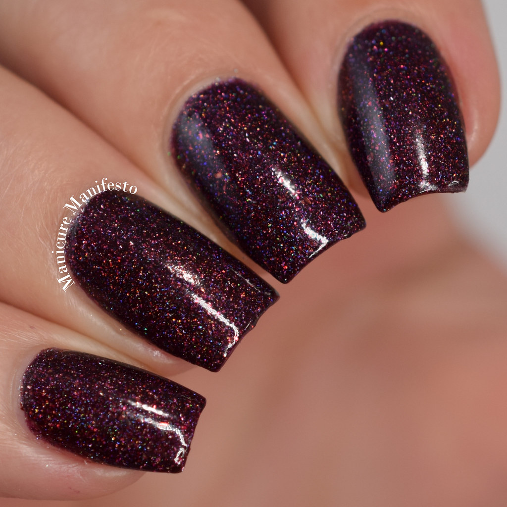 Dreamland Lacquer Elfin Gorgeous review