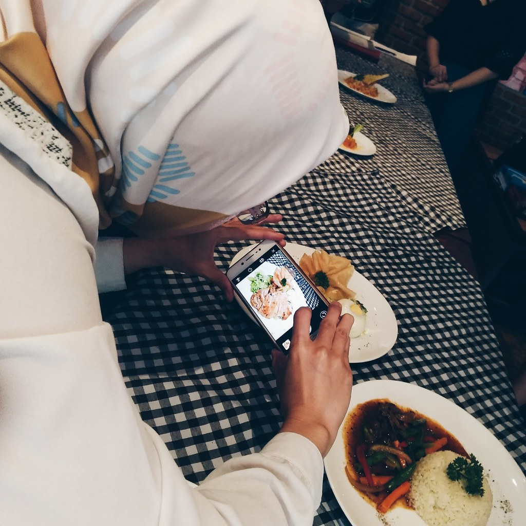 Food Photography with Smartphone