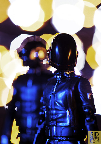 Daft Punk | by Sid Ceaser Photography