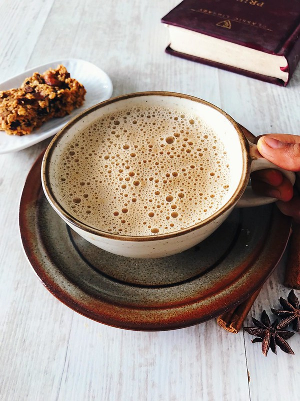 Caffeine Free Spiced Chicory Coffee