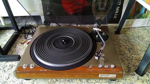 Vintage micro Seiki DD-20 turntable (Used) 39335953772_bbd49d5878_z