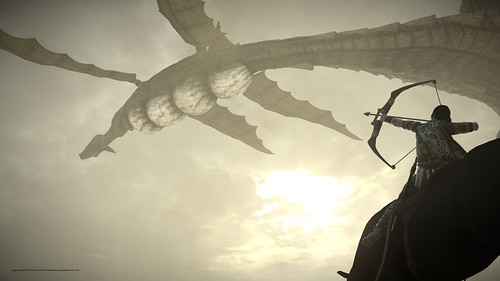 Shadow of the Colossus on PS4 | by PlayStation.Blog