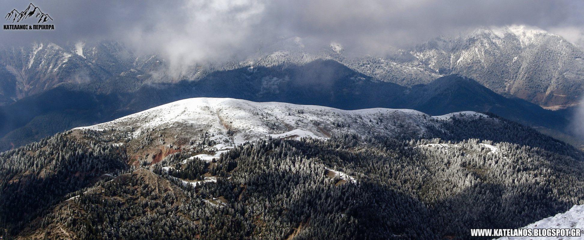 βουνο παπαδια ευρυτανιας