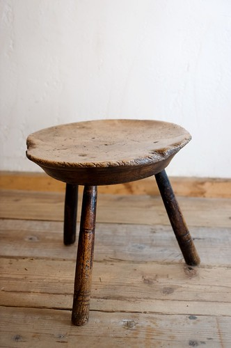 sycamore welsh stool | by murot