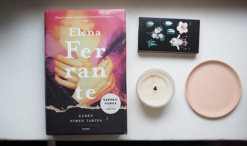 Elena Ferranten Uuden nimen tarinan