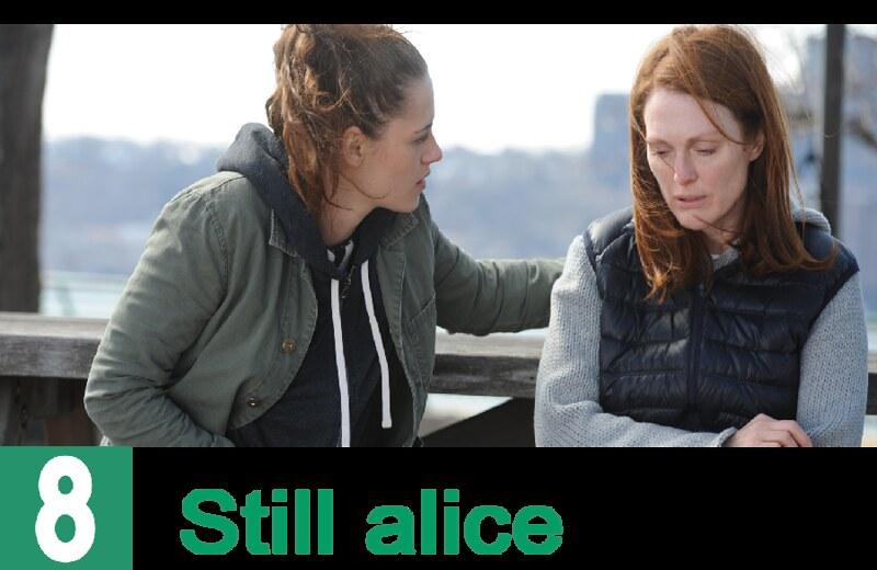 รีวิวหนังเรื่อง Still Alice สมองอาจลืมได้ แต่หัวใจ...ไม่อาจลืม