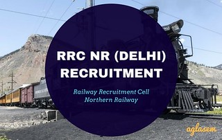 RRC NR Recruitment 2018 3162 Apprentices : DV Admit Card Released – Download Here