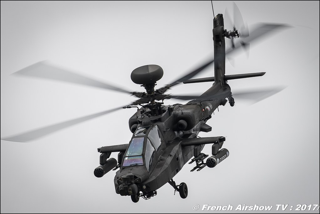 Boeing AH-64 Apache Longbow , Helicopters , Royal International Air Tattoo 2017 , Air Tattoo – RIAT 2017 , Fairford , UK Airshow Review 2017 , Meeting Aerien 2017