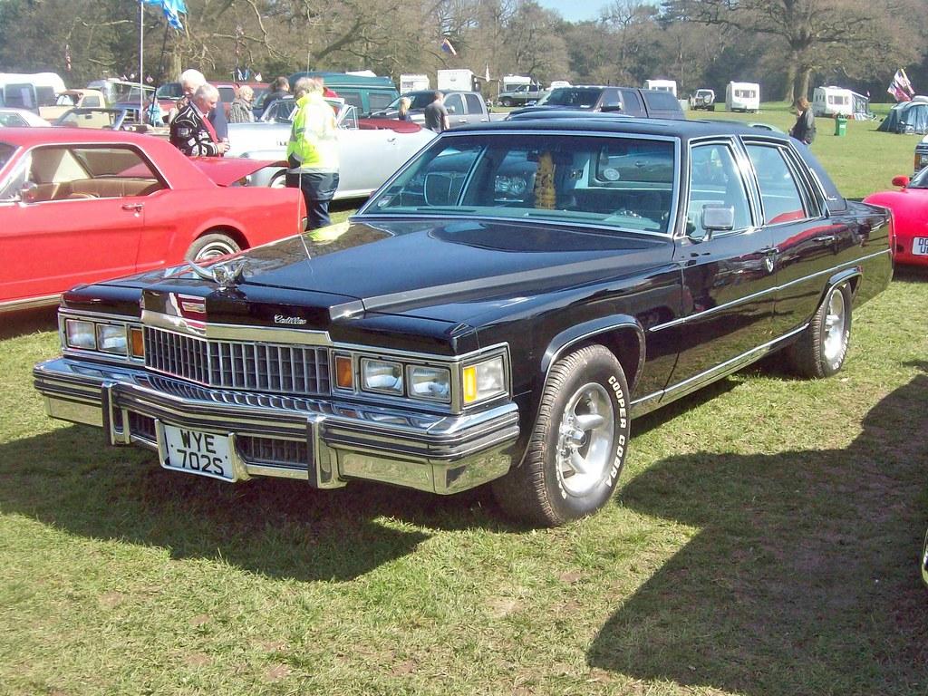 98 Cadillac Sedan De Ville 5th Gen 1978 Flickr Deville By Robertknight16