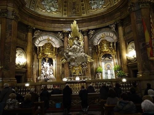 Capilla de la Virgen del Pilar de Zaragoza