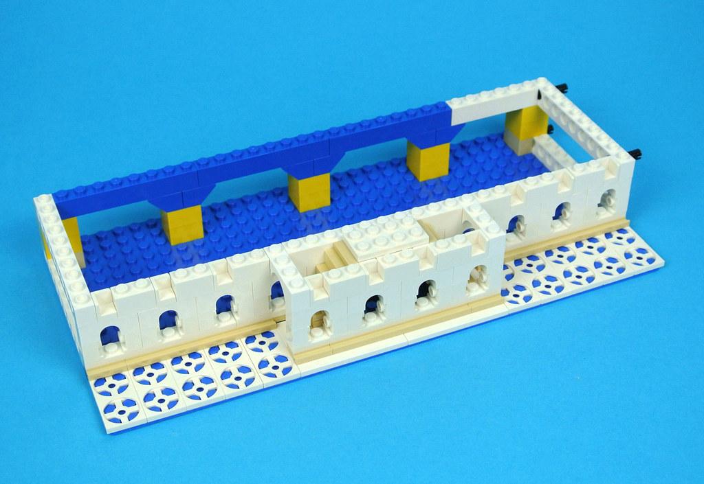 Review 10256 Taj Mahal Brickset Lego Set Guide And Database