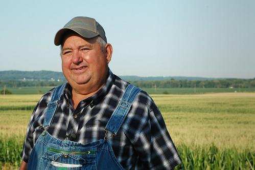 Ohio farmer David Brandt