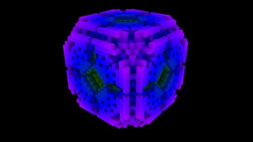 4D Cellular Automaton