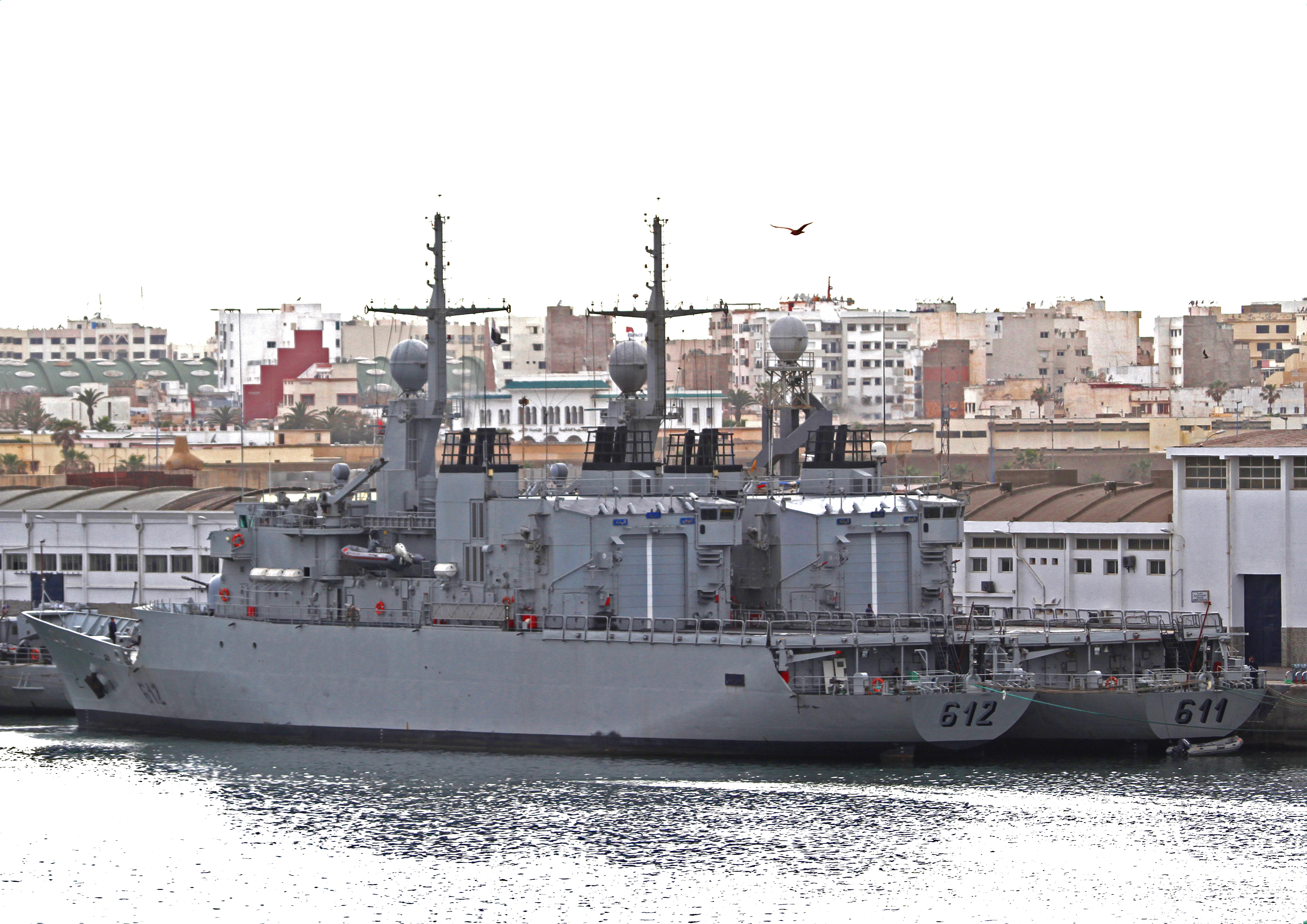 Royal Moroccan Navy Floréal Frigates / Frégates Floréal Marocaines - Page 13 39440807752_1db4648daf_o