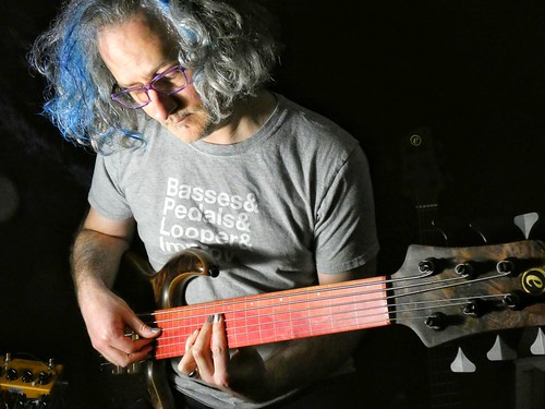 steve lawson playing bass
