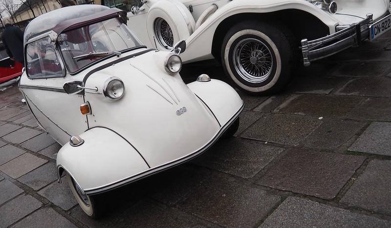 Messerschmitt 1958 - Paris Janvier 2018 24690936847_9f4a379e89_c