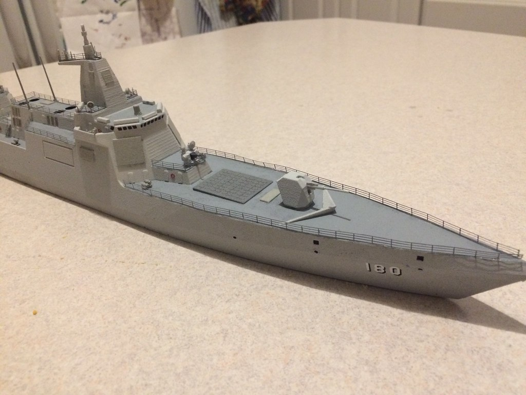Finished model 13