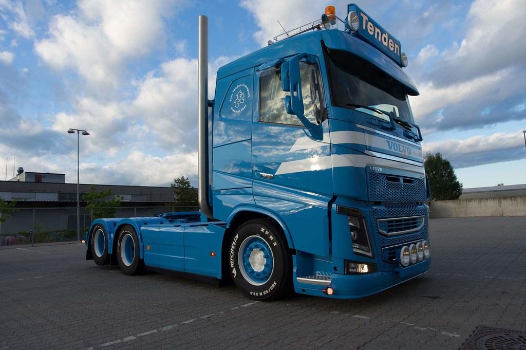 Thor Tenden Transport Volvo FH16 750 Boogie | Evert Brethouwer | Flickr