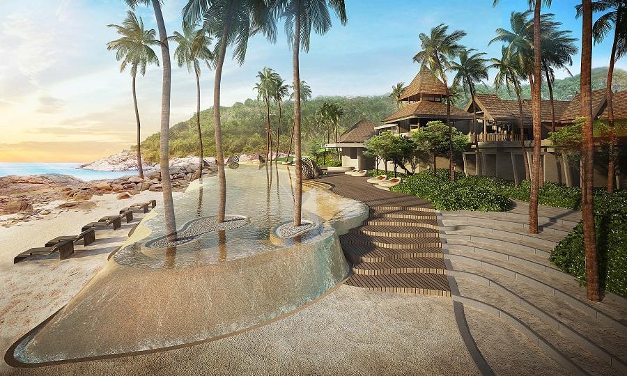 苏梅岛丽思卡尔顿酒店 (The Ritz-Carlton, Koh Samui) 泰国旅游 第1张
