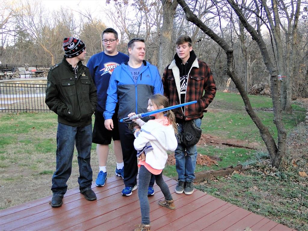 Christmas Day-Dylan, Adam, Jeffrey, Liam, Kaelyn | Cyndi and Dave ...