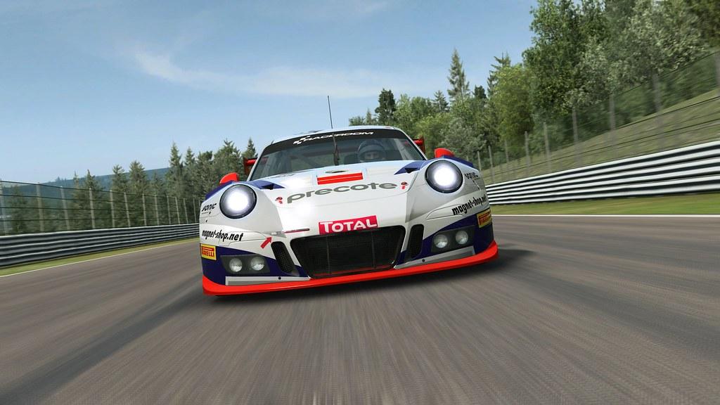 Raceroomracingexperience 911 Spa 18
