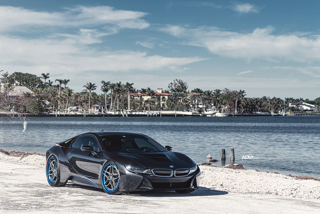 Sophisto Gray Metallic Bmw I8 Adv510 Track Spec Advanced Flickr