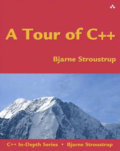 A Tour of C++, par Bjarne Stroustrup