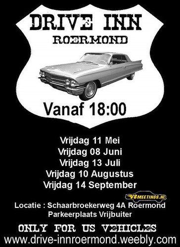 roermond2018 | by v8meetings