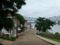 Arriving in Natchez-under-the-hill