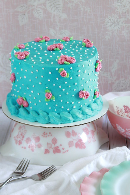 Philly Fluff Cake