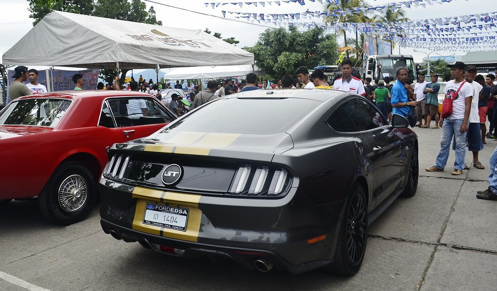 Ford Mustang Gt Premium Philippines By Custom_cab