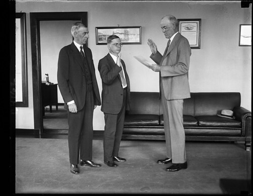 Ryan takes oath as education director at BIA: 1930 | by Washington Area Spark