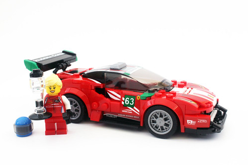 lego speed champions ferrari 488 gt3 scuderia corsa 758 flickr. Black Bedroom Furniture Sets. Home Design Ideas