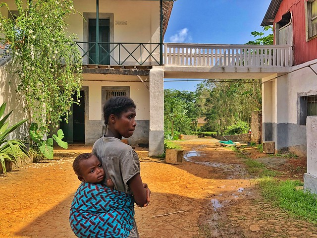 Roça Paciencia en la isla de Príncipe (Viaje a Santo Tomé y Príncipe)