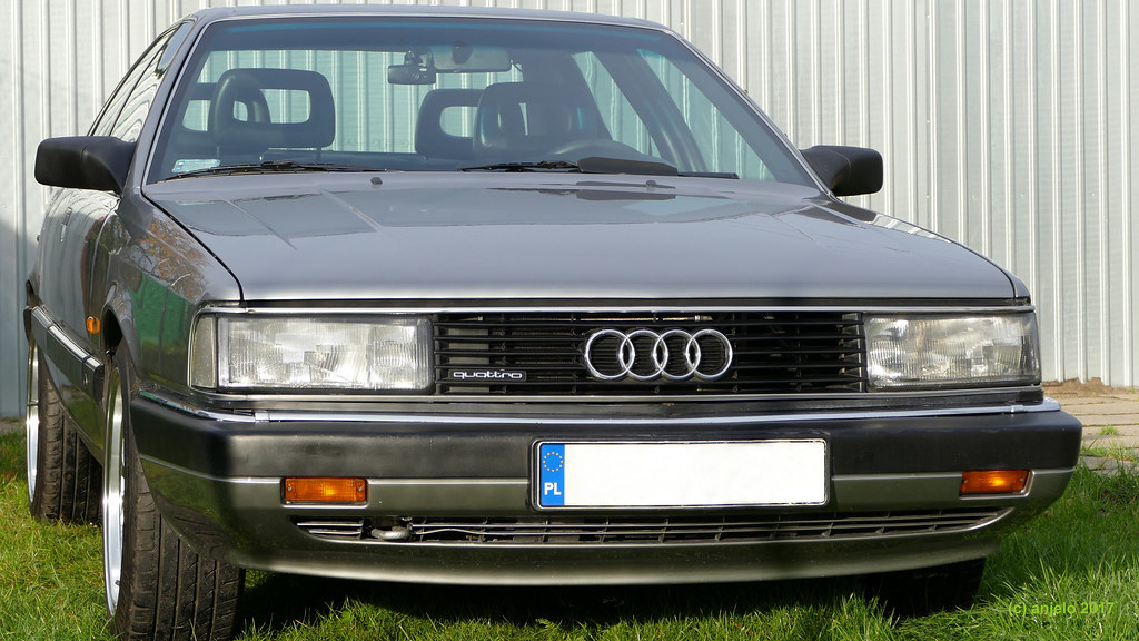 audi 200 turbo quattro 20v 1990 anjelo flickr. Black Bedroom Furniture Sets. Home Design Ideas
