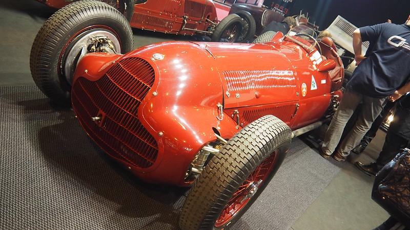 Alfa Romeo 12C-316V12 4.0 DOHC Compresseur 360 chx 1936 39744632764_5955d47e5c_c