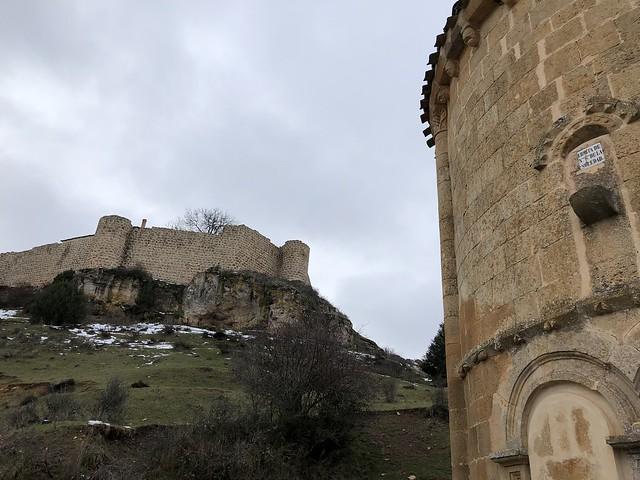 Ermita de la Soledad en Calatañazor (Soria)