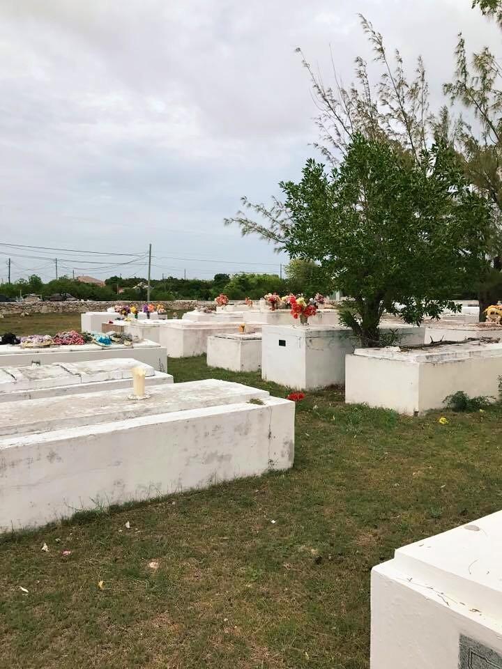 Grand Turk cemetery