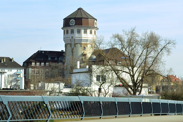 27. Februar 2018 ... Luzenberg Luzenbergschule Wasserturm ... Foto: Brigitte Stolle