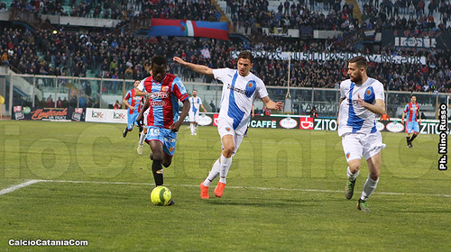 Catania-Siracusa 1-0: le pagelle rossazzurre$