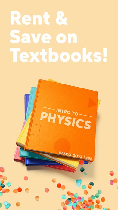Chegg Books is one of the best book apps