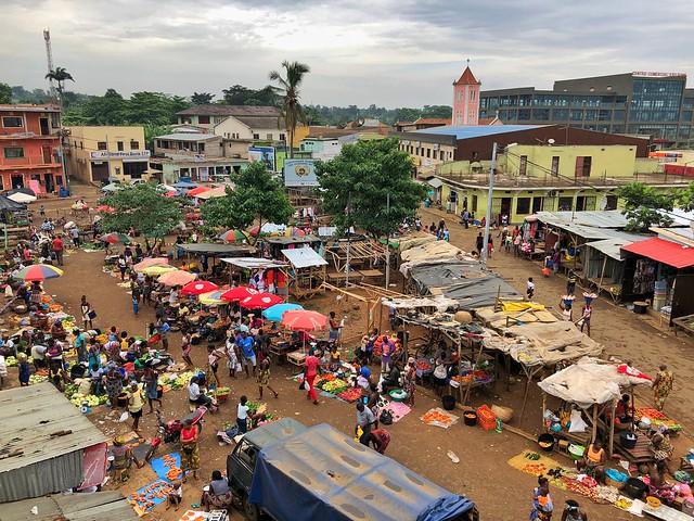 Mercado de Sao Tomé (Santo Tomé y Príncipe)