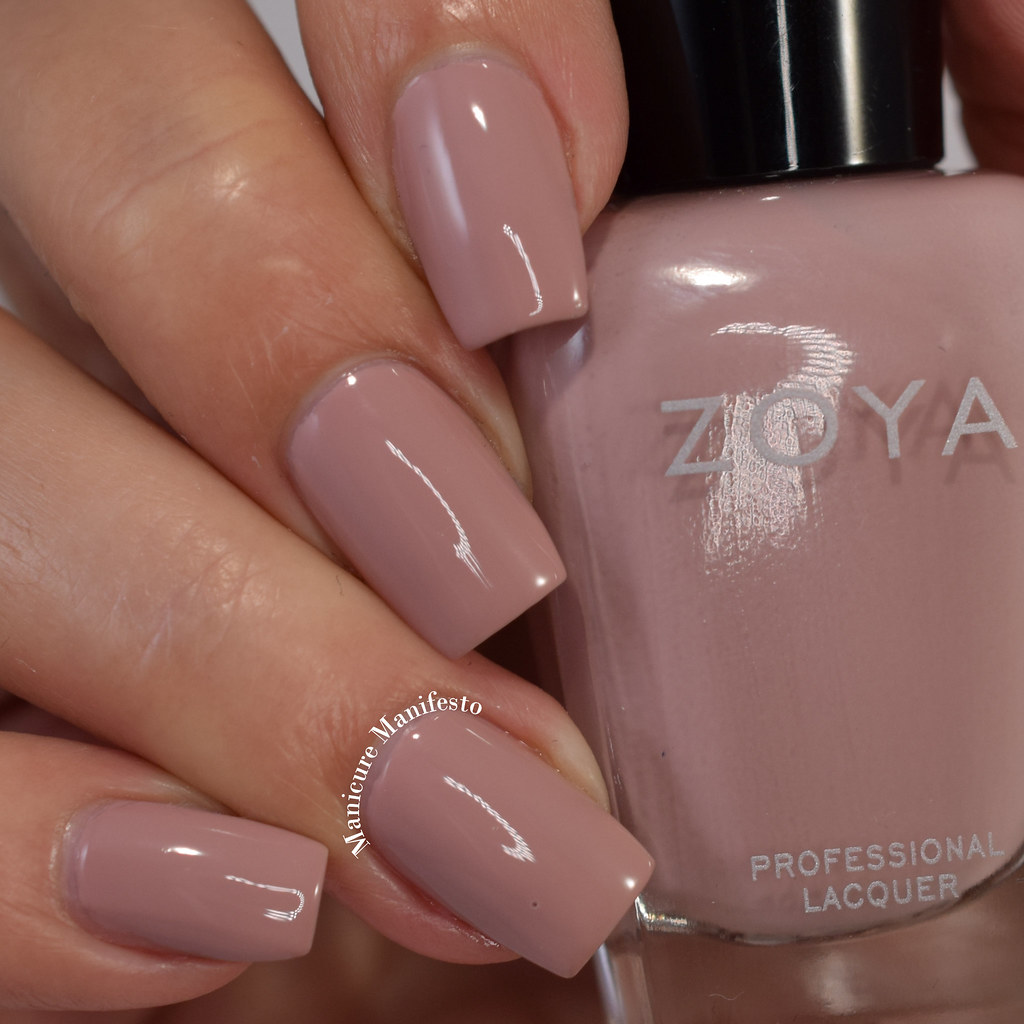 Zoya Bridal Bliss swatch