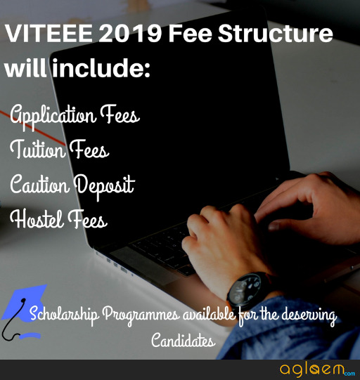 VITEEE 2019 Fee Structure