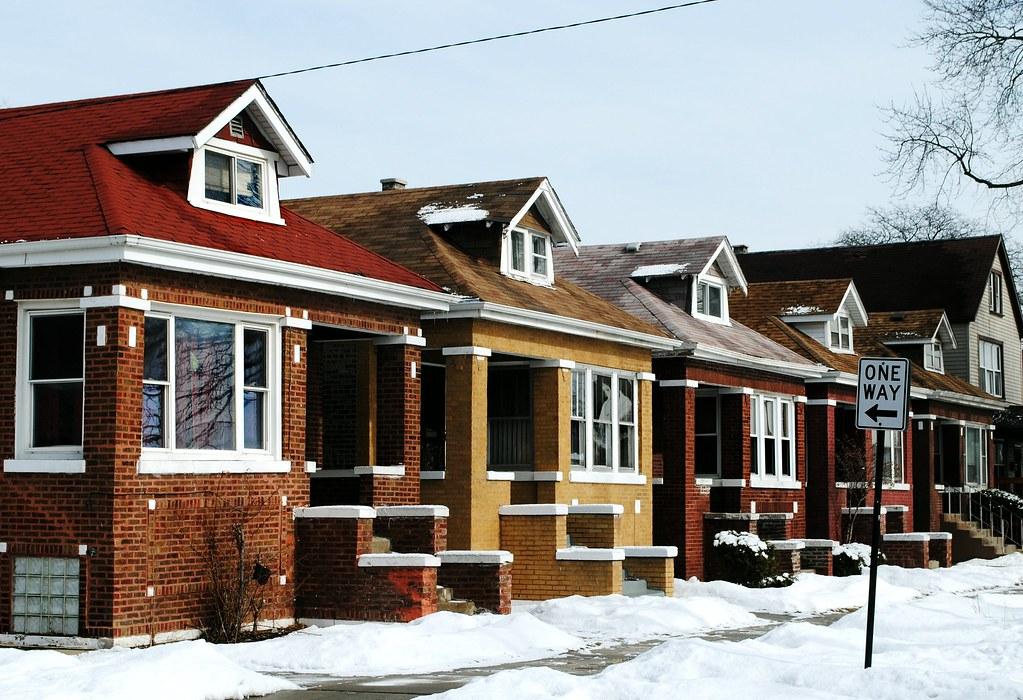 West Englewood Bungalows - Chicago | Cragin Spring | Flickr
