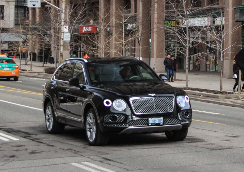 Bentley Truck.   Bentley Bentayga - Toronto, Ontario   TYI Photos ...