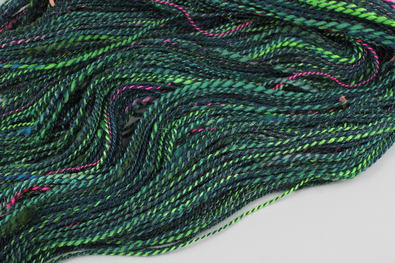 Norther lights spinalong skein2