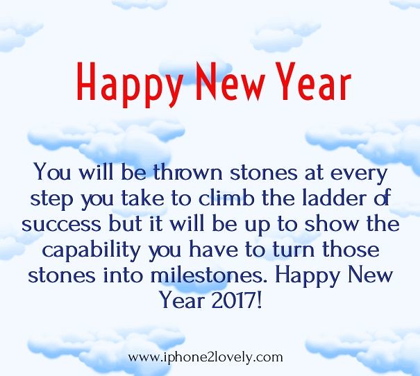 happy new year 2018 quotes new year wishes for boss