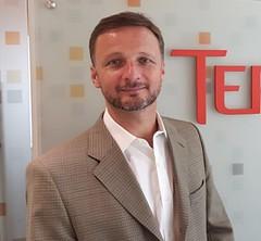 Sven Rusch, Sales Manager de Teradata Chile