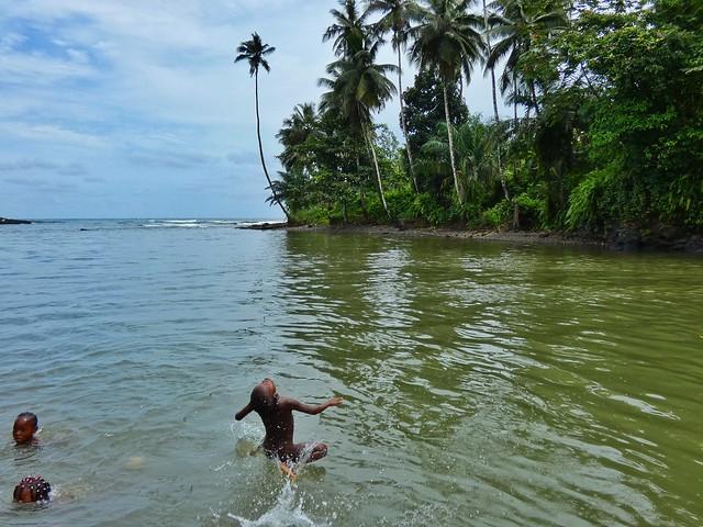 Imagen de Santo Tomé y Príncipe